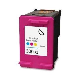 HP Huismerk inktpatroon HP300XL CC644EE Kleur 21 ml