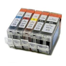 Canon CLI-8/PGI-5 Set Compatible 5 stuks met chip