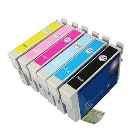 Epson T0481-T0486 compatible inktpatronen set van 6 stuks