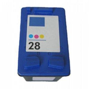 HP Huismerk nr. 28 color 16,4 ml.