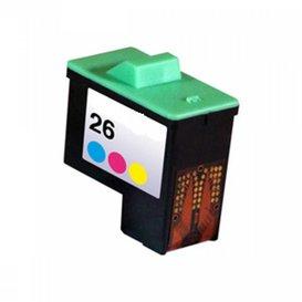 Lexmark Compatibel inktpatroon No.26/27 Kleur