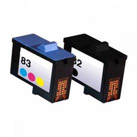 Lexmark Compatibel inktpatroon No. 82 & 83 Combipack