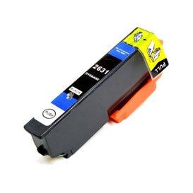Epson T2631 compatible inktpatroon 26XL photo zwart 10 ml