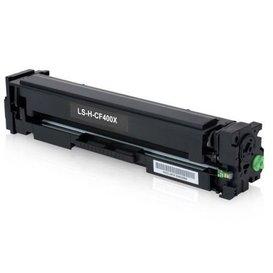 HP Toner Huismerk 201X zwart CF400X