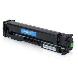 HP Toner Huismerk 201X cyaan CF401X