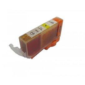 Canon CLI-526Y compatible inktpatroon geel 11 ml