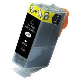 Canon PGI-520BK compatible inktpatroon zwart 21 ml