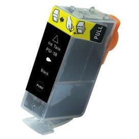 Canon PGI-5BK compatible inktpatroon zwart 28 ml