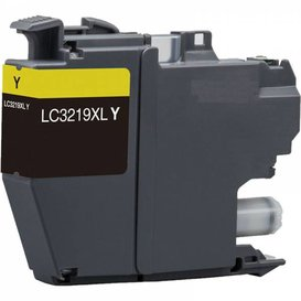 Brother LC3217-LC3219 XL compatible inktpatroon geel 1500 p.