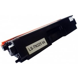 Brother Huismerk toner cartridge TN-325, Zwart