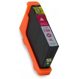 Lexmark 150 compatible inktpatroon Magenta 18 ml.