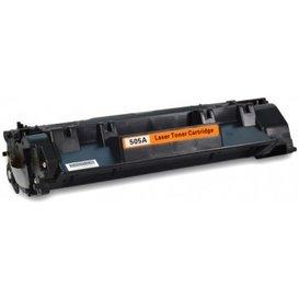 HP Huismerkt Toner CE505A zwart