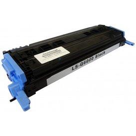 HP Toner Huismerk 124A zwart Q6000A