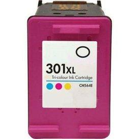 HP Huismerk inktpatroon HP301XL CH564EE Kleur 15 ml