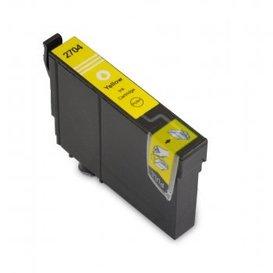 Epson T2714 Huismerk inktpatroon Geel 27XL 17 ml