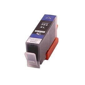HP 364 compatible inkpatroon zwart 26 ml XL