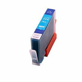 HP 364 compatible inkpatroon cyaan 18 ml XL