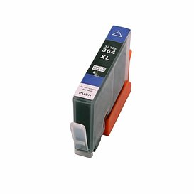 HP 364 compatible inkpatroon photo zwart 15 ml XL