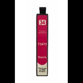 Epson T3473 Huismerk inktpatroon 34XL Magenta