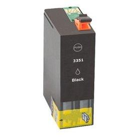 Epson T3351 Huismerk inktpatroon Zwart 33XL 25 ml
