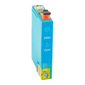 Epson T3362 Huismerk inktpatroon Cyaan 33XL 15,5 ml