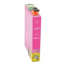 Epson T3363 Huismerk inktpatroon Magenta 33XL 15,5 ml