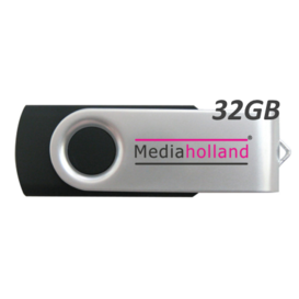 USB Stick USB2.0 Twister 32GB MediaHolland