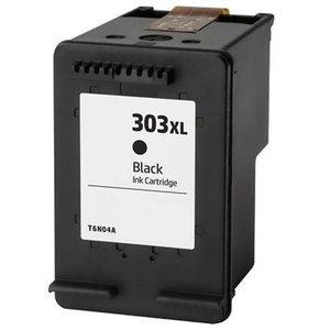 HP 303 XL compatible inktpatroon T6N04A Zwart 20 ml