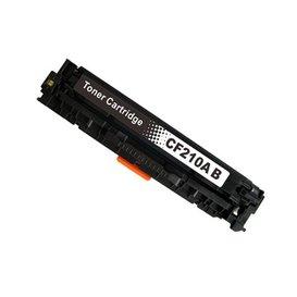 HP Toner Huismerk 131X zwart CF210X