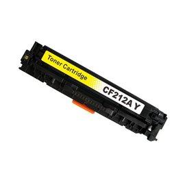 HP Toner Huismerk 131A geel CF212A