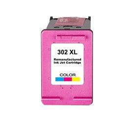 HP 302XL Huismerk inktpatroon F6U67AE Kleur 18 ml