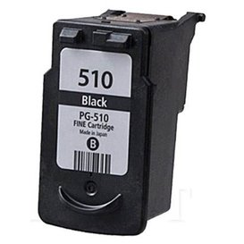 Canon PG-510 XL/PG-512XL Huismerk inktpatroon zwart hoge capaciteit