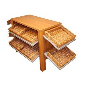 brood presentatie tafel