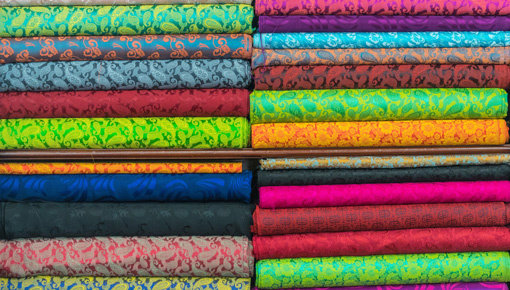 Textile Werkstücke