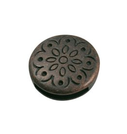 CDQ Rond flower dicht copper plating.