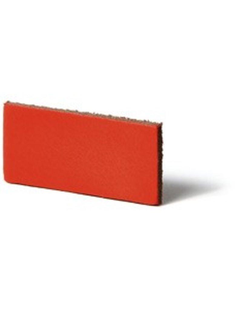 CDQ Leerstrook Nederlands splitleer 30mm Brick  30mmx85cm verpakt per 2 stuks