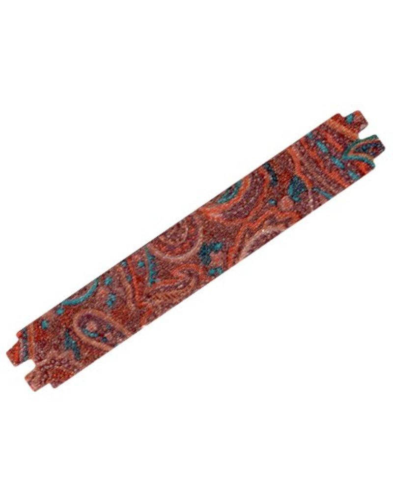 CDQ bracelet strap leather exclusief italiaans ontwerp 29mm
