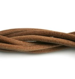 CDQ leather cord 5mm natural 1 meter