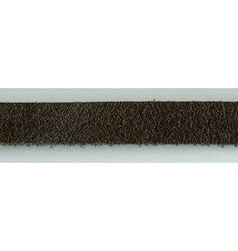 CDQ leather wristband strip 13mm Gobi Black 13mmx85cm