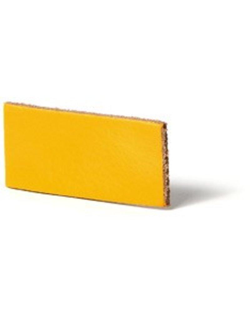 CDQ Leerstrook 12mm Yellow  12mmx85cm