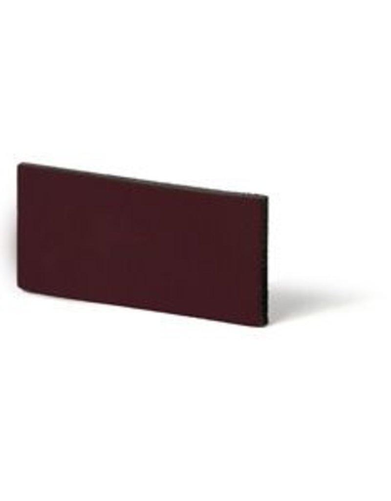 CDQ Leather DIY bracelet straps 10mm  Bordeaux 10mmx85cm packed per 4 pieces