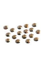 Preciosa MC Flatback ss16 crystal Capri coating rose goudkleur per 72 stuks