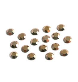 Preciosa MC Flatback ss16 kristall Capri beschichtet roségold Farbe pro 72 Stück