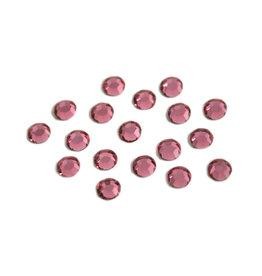 Preciosa MC Flatback ss16 crystal rose  per 72 stuks