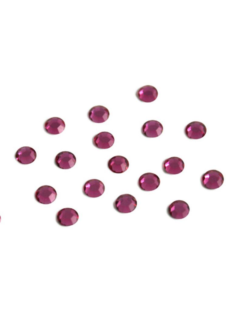 Preciosa MC Flatback ss16 kristall Fuchsia rose pro 72 Stück