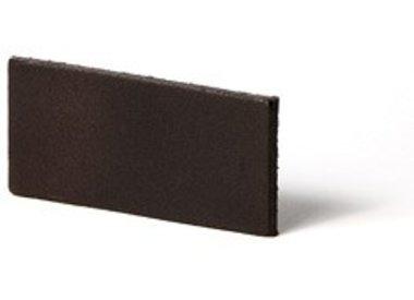 Leather bracelet strip 20mm