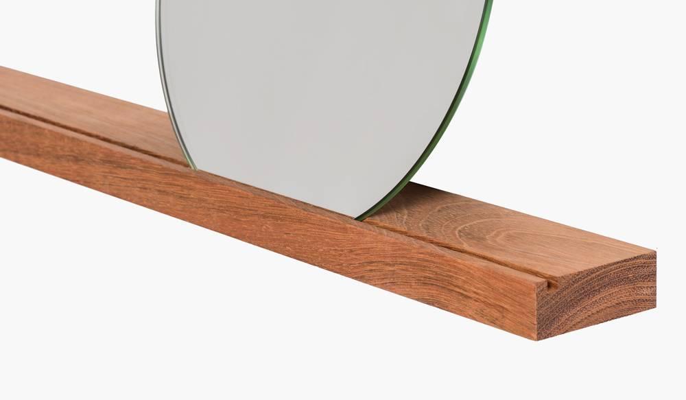 FIGR1 REFLECTOR CIRCLE - BLANC