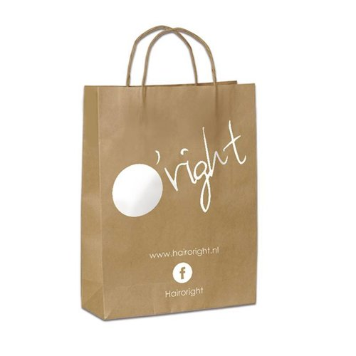 O'right paperbag (10 st)