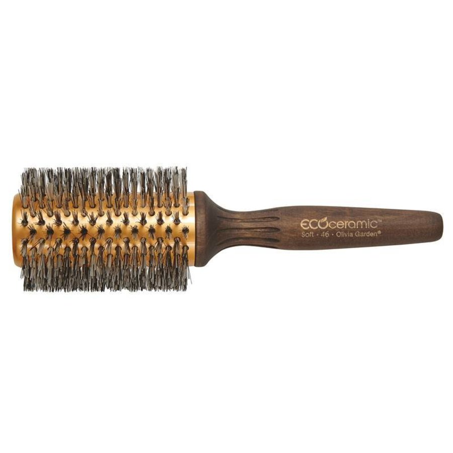 Olivia Garden EcoCeramic thermal brush 46 soft