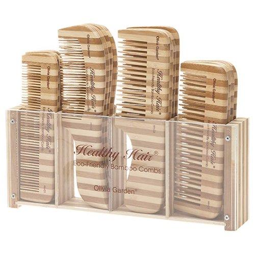 Bamboo Comb Display